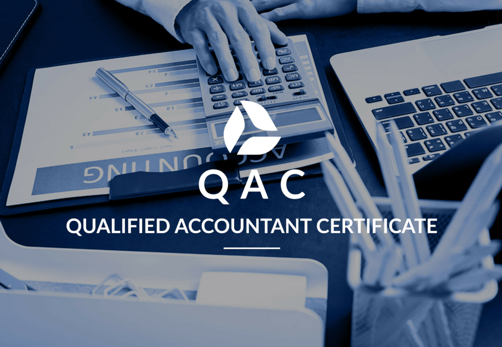 Accounting Certificate